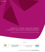 Healthy Living, Healthy Minds: A Toolkit for Health Professionals