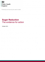 Sugar Reduction – The Evidence for Action