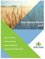 Food Literacy Report 2017