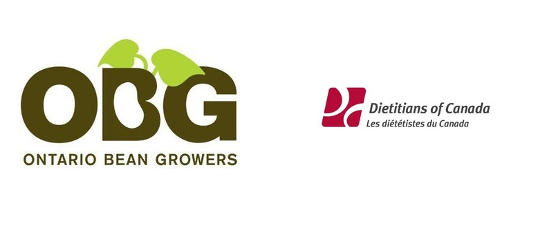 Bronze sponsors: Ontario Bean Growers, Dietitians of Canada