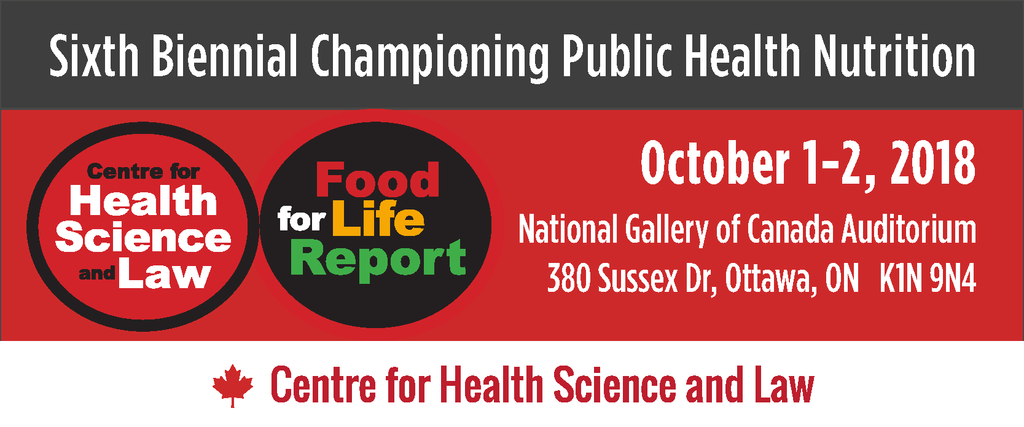 Sixth Biennial Championing Public Health Nutrition Conference