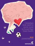 The ParticipACTION Report Card on Physical Activity for Children and Youth