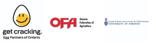 Silver sponsors: Egg Farmers of Ontario, Ontario Federation of Agriculture