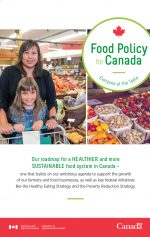 Food Policy for Canada