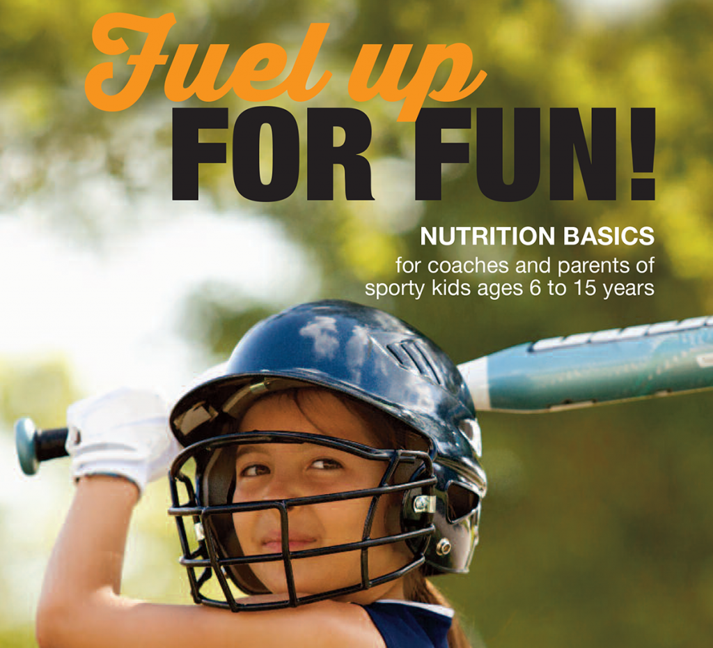 Fuel Up for Fun cover image