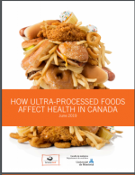 How Ultra-processed Foods affect Health in Canada