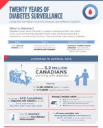 Twenty Years of Diabetes Surveillance Using the Canadian Chronic Disease Surveillance System